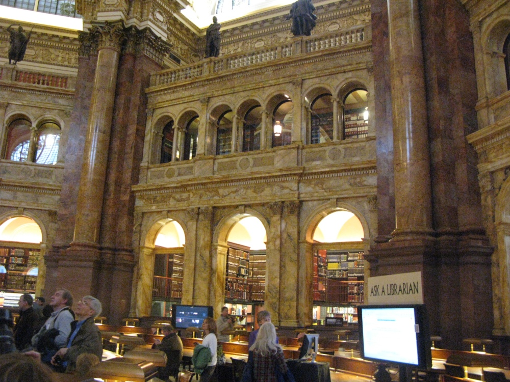 Our Library of Congress: Knowledge Moves into the Digital World (1/4)