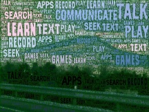 cell phone vocab  image wordfoto