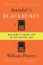 You might enjoy reading this book -- a conversation about balancing our digital and non-digital life.