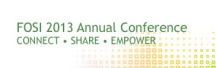 Check out the FOSI Annual Conference Program!