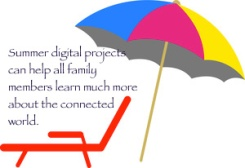 summer digital projects