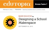 How to Make a Makerspace in a School - Edutopia