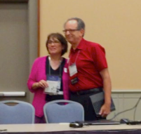 I am pictured here receiving a 2015 Outstanding Educator Award from the International Association of Technology Educators (ISTE).