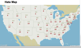 Visit the SPLC map on extremism.