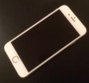 iphone 6s on black