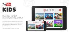 YouTube Kids splash screen