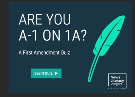 1st amendment quiz